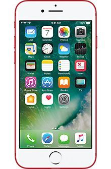 Apple iPhone 7 (PRODUCT) RED Special Edition 128GB