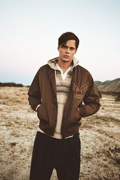 How To Be A Modern Nomad By Mr Bill Skarsgård | The Look | The Journal | Issue 309 | 02 March 2017 | MR PORTER