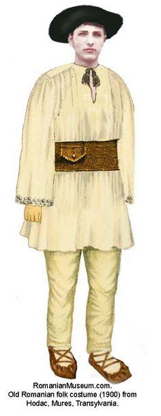 Hodac Barbat 1900