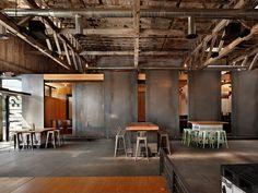 Charles Smith Wines Tasting Room and World Headquarters; Walla Walla, Washington / Olson Kundig Architects