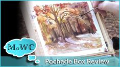Guerrilla Painter Pochade Box Review for Watercolor Painting