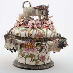Warthog Tureen AAA by South African Ardmore
