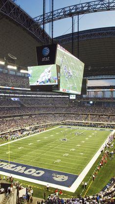 Dallas Cowboys Stadium #iPhone #5s #Wallpaper