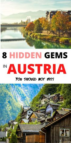 8 MUST SEE PLACES IN AUSTRIA. #Austria