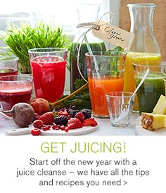 WILLIAMS SONOMA 30 DAY JUICE CLEANSE