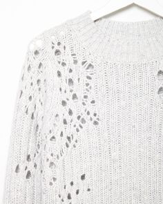 3.1 PHILLIP LIM | Drop Needle Sweater | Shop at La Garçonne