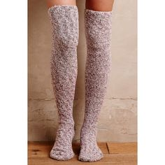 Lemon Slouched Over-The-Knee Socks ($30) ❤ liked on Polyvore featuring intimates, hosiery, socks, pink, over knee socks, slouch socks, pink socks, over the knee hosiery and over-the-knee socks
