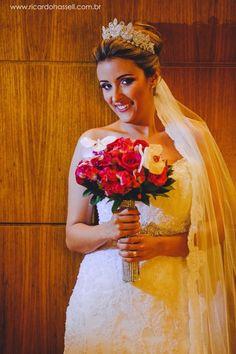 A noiva...