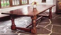 Hand crafted hand planed tavern tables made in North Carolina
