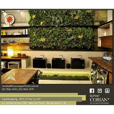 Nossa bancada em Corian Concrete no espaço Lavanderia Lounge da Angela Meza Arquitetura - CasaCor 2014!  Ficou top! Mais fotos amanhã! :) #corian #arquitetura #designinteriores #designinterior #casashopping #casacor2014 #futurasuperficies