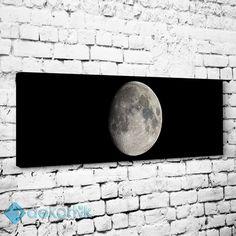 Pano Ay Tablo #natural_kanvas_tablolar #Manzara_tabloları