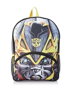 c7416fcda011 Transformers 16 inch Boys Backpack - Bumble Bee Sale 50%. Now only  10.95  Boys