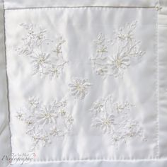 Quilts From Old Wedding Dresses Photos Luann Hunt Photography The Dress Christening Quilt