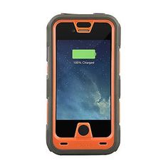 Mophie Juice Pack Pro Rugged Water-Resistant Battery Case for Apple iPhone 4S 4 | eBay