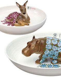 Hella Jongerius - Nymphenburg - animals