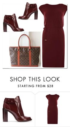"""hfvin 3/II"" by albinnaflower ❤ liked on Polyvore featuring Tory Burch, Dorothy Perkins and vintage"