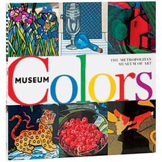 Museum Shapes, Colors, 123, and ABC Deluxe Book Set - The Met Store