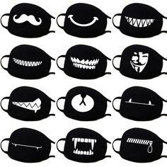 masque anti pollution bts
