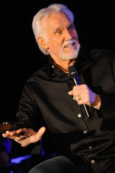 Kenny Rogers at the 2012 Country Music Hall Of Fame And Museum's 2012 Artist-in-Residence