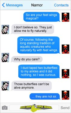 The Best of Deadpool on Texts From Superheroes     The Best of Deadpool on Texts From...