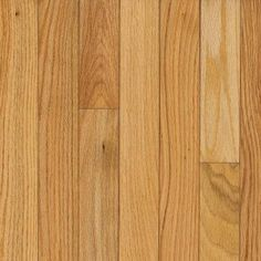 Bruce American Originals Natural Oak 5/16 in. Thick x 2-1/4 in. Wide Solid Hardwood Flooring (40 sq. ft. / case)-SNHD2210 at The Home Depot