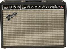 20-watt 2-channel All-tube 1x12' Guitar Combo Amplifier with Jensen C12Q Speaker, Tube Reverb and Tremolo - Black