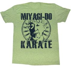 "Checkout our #LicensedGear products FREE SHIPPING + 10% OFF Coupon Code ""Official"" Karate Kid T-Shirt - Karate Kid - T-shirt - Price: $24.99. Buy now at https://officiallylicensedgear.com/karate-kid-t-shirt-kk5161"