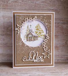Papierowe chwile zielonejliszki: Boże Narodzenie