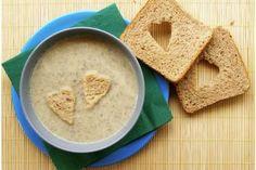Reteta Supa crema de ciuperci, Foarte usor, Antreuri - Petit Chef