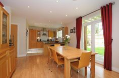 Guildford £775m Decor, Table, Opulence, Furniture, Open Plan, Property, Open Plan Living, Home Decor, Living Spaces