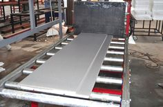 Foam Coated Wall Panels