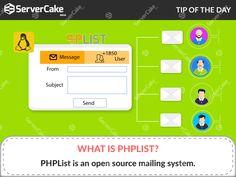 #PHPList #MySQL #Linux #ServerCakeindia