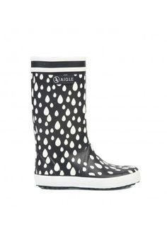 Lolly Pop Rainboots / Rain Drop
