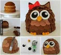 Der süßeste Kuchen der Welt! *-*