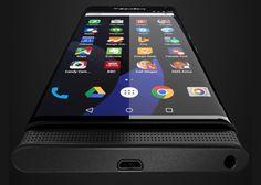 Sabías que El BlackBerry Venice se deja ver en video, funcionando y con su teclado físico