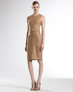Belted Dress  by Gucci at Neiman Marcus.