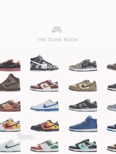 Booktopia has Nike SB, The Dunk Book by Jesse Leyva. Buy a discounted Hardcover of Nike SB online from Australia's leading online bookstore. Brian Anderson, Eric Koston, Brand Book, Nike Sb Dunks, Popular Books, Print Artist, Free Books, Ebooks, Manish