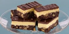 Anna Olson's Nanaimo Bars Recipes | Food Network Canada