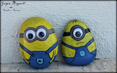 Minion stones http://prioritaepassioni.blogspot.it
