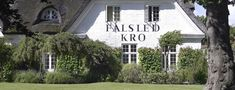 Falsled Kro, Boutique Hotel and Gourmet restaurant in the countryside  Millinge, offers an exceptional service in a beautiful property.