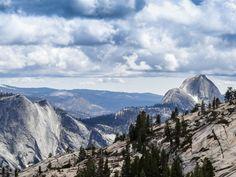 Olmsted Point le long de la Tioga Road dans le parc national de Yosemite (Californie). La suite sur www.voyage-aux-etats-unis.com/j5-san-francisco-yosemite-park/