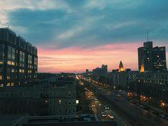 Beautiful as always #BU2019 #BU #BostonUniversity #Boston #WarrenTowers by sherryqyz