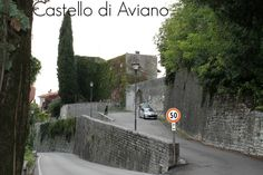 Castello Di Aviano, a small town in Northern Italy  #Italy #Castello