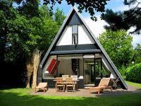 Dutch A-Frame -Ferienhaus - Niederlande - 'A-Haus' vakantiehuis in Zeeland - günstig mieten - GlobalCasa