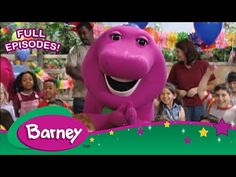 Barney Costume, Barney & Friends, Friends Youtube, Full Episodes, Lace Knitting, Selena Gomez, More Fun, Red Green, Beaufort House
