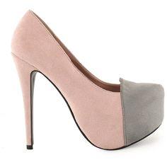 Sugarfree Shoes Livia ($69) ❤ liked on Polyvore