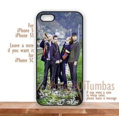 Coldplay 9  For iPhone 5, iPhone 5s, iPhone 5c Cases
