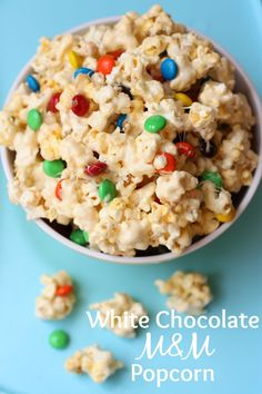 Movie nights are a staple in many households. And yes, popcorn is usually its sidekick. But at what point to we start standing up for ourselves? We deserve better than plain old butter flavored popcorn. We shouldn't be restricted to what the store offers. We are the species that invented the cronut!...