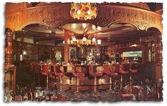 The Madonna Inn Cocktail Lounge