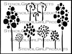 www.stencilgirlproducts.com stencil-Kandinskys-garden-carolyn-dube-p l589.htm
